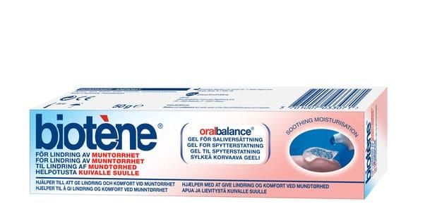 Biotene Oralbalance gel 50g | Munntørrhet