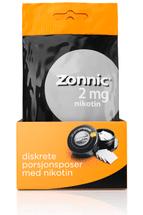 Zonnic Munnpulv med mintsmak 2 mg