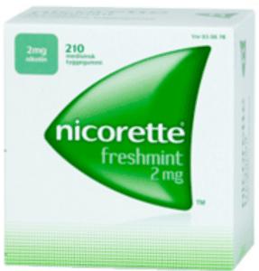 Nicorette Freshmint Tyggegum 2 mg