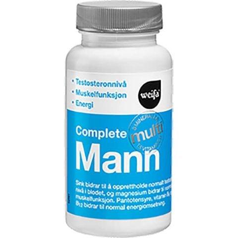 Complete Multi Mann