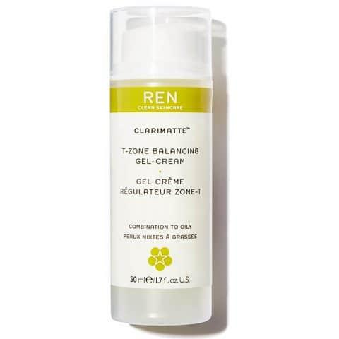 REN T-zone Balancing Gel Cream