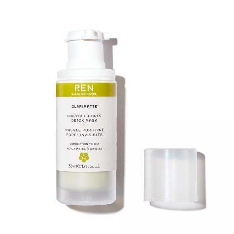 REN invisible pore detox mask